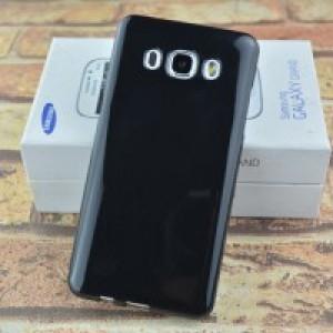 Силиконовый глянцевый непрозрачный чехол для Samsung Galaxy J5 (2016)