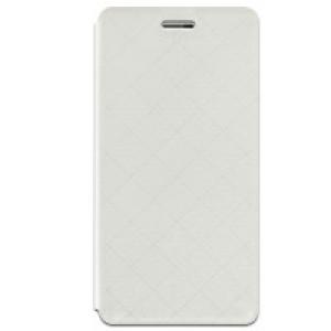 Чехол горизонтальная книжка подставка текстура Соты на пластиковой основе с отсеком для карт для Meizu M3s Mini