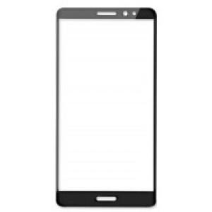 Полноэкранное ультратонкое износоустойчивое сколостойкое олеофобное защитное стекло-пленка для Huawei Mate 8 Черный