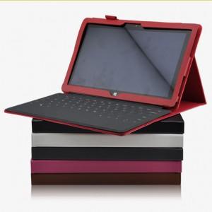 Чехол кожаный Full cover для Microsoft Surface Pro