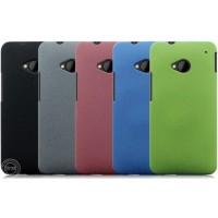 Пластиковый чехол матовый для HTC One M7
