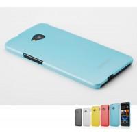 Пластиковый чехол ультратонкий премиум для HTC One M7