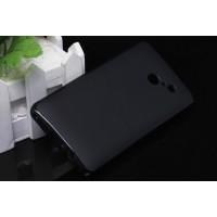 Силиконовый чехол для Huawei Ascend D2 Черный