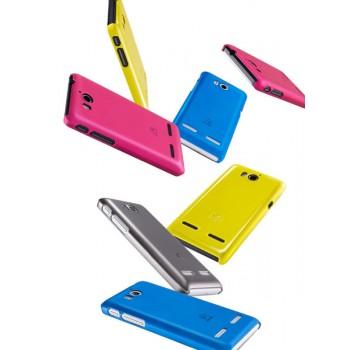 Пластиковый чехол оригинальный для Huawei Honor 2