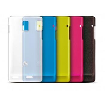 Пластиковый чехол оригинальный для Huawei Ascend P1