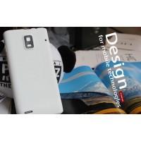 Силиконовый чехол премиум для Huawei Ascend P1 Белый