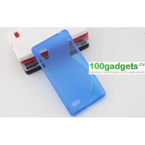 Чехол силиконовый для LG Optimus L9 P765