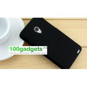 Пластиковый чехол матовый для Meizu MX2