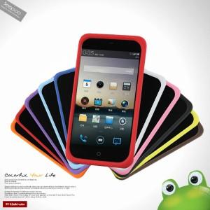 Силиконовый чехол премиум для Meizu MX2
