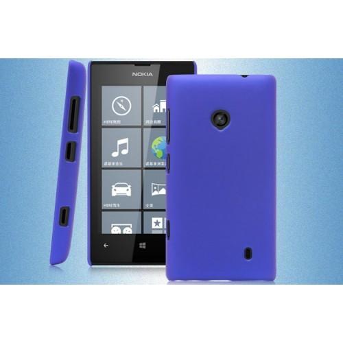 Пластиковый чехол для Nokia Lumia 520/525 Белый