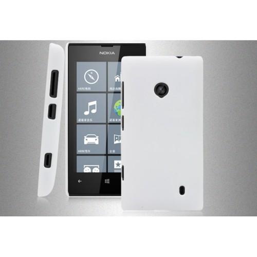 Пластиковый чехол для Nokia Lumia 520/525 Красный