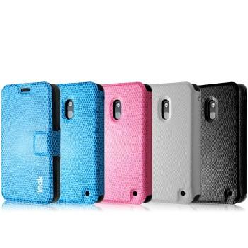 Чехол книжка текстурная для Nokia Lumia 620