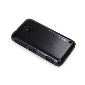 Пластиковый чехол для Nokia Lumia 620 Черный
