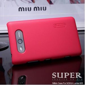 Чехол пластиковый матовый для Nokia Lumia 820