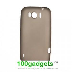 Чехол силиконовый для HTC Sensation XL