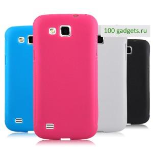 Чехол силиконовый для Samsung Galaxy Premier