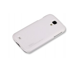 Пластиковый чехол для Samsung Galaxy S4 Белый
