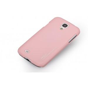 Пластиковый чехол для Samsung Galaxy S4 Розовый
