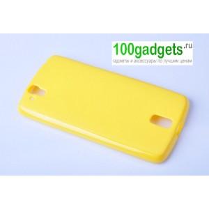 Силиконовый чехол для Sharp Aquos Phone Sh837W