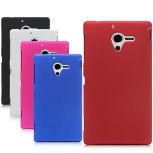 Чехол пластиковый для Sony Xperia ZL