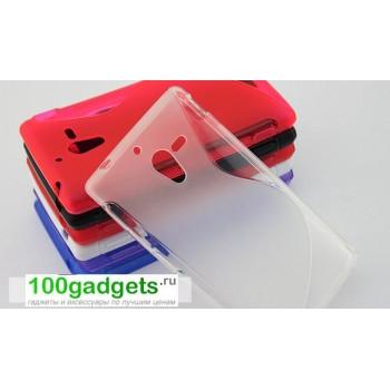 Чехол силиконовый S для Sony Xperia ZL