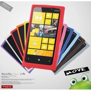 Чехол премиум для Nokia Lumia 920 силиконовый