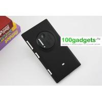 Пластиковый чехол для Nokia Lumia 1020 Черный