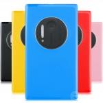 Силиконовый чехол для Nokia Lumia 1020
