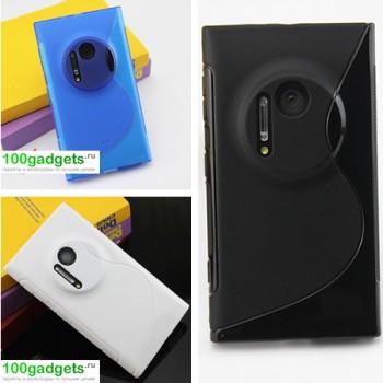 Силиконовый чехол S для Nokia Lumia 1020
