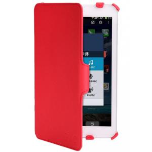 Чехол подставка для ASUS MeMoPad HD 8 Красный