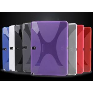 Силиконовый чехол X для Samsung Galaxy Note 10.1 2014 Edition