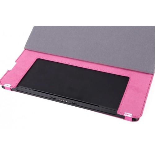 Кожаный чехол подставка серия Full Keyboard Cover для Microsoft Surface Pro 2