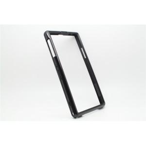 Бампер серия Dual Color для Sony Xperia Z1 Черный