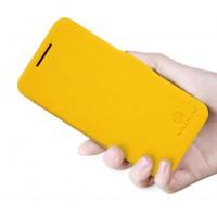 Чехол флип серия Colors для HTC Desire 300 Желтый