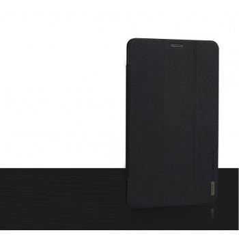 Чехол смарт флип сегментарный для Samsung Galaxy Tab Pro 8.4 Черный