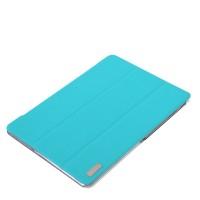 Чехол смарт флип подставка сегментарный серия Wrapping dots для Samsung Galaxy Tab Pro 10.1 Голубой