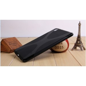 Силиконовый чехол X для Samsung Galaxy Tab Pro 8.4 Черный