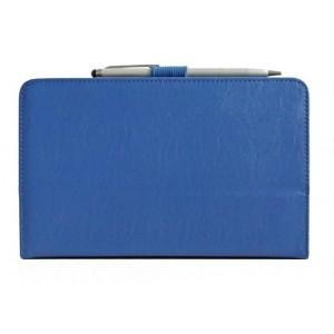 Чехол подставка с рамочной защитой серия Full Cover для Asus Fonepad 7 Синий