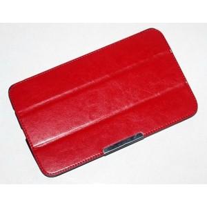 Чехол флип подставка сегментарный серия Leather Up для LG G Pad 8.3