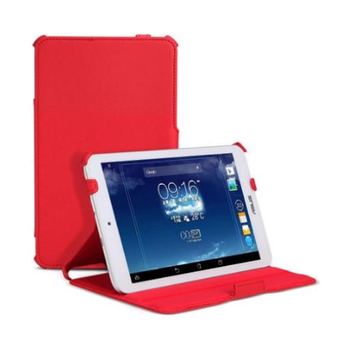 Чехол подставка для ASUS MeMoPad HD 8 Коричневый