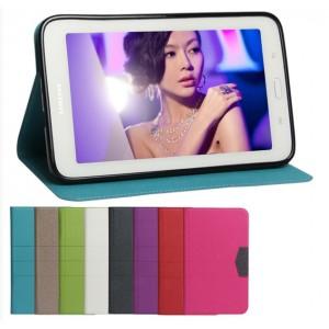 Чехол флип подставка серия Wolverine Trace для Samsung Galaxy Tab 3 Lite 7.0
