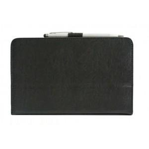 Чехол подставка с рамочной защитой серия Full Cover для Asus Fonepad 7 Черный
