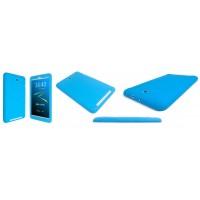 Силиконовая задняя панель софт тач премиум для ASUS MemoPad HD 8