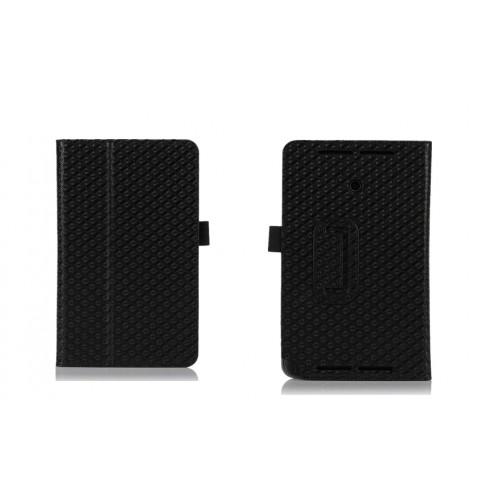 Чехол подставка текстурный серия Full Cover для ASUS VivoTab Note 8