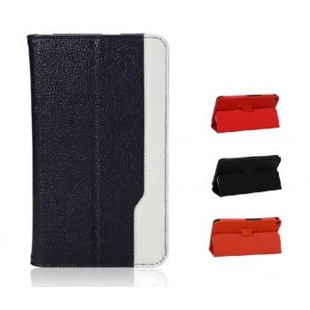 Чехол подставка серия Full Cover D Color для Huawei MediaPad X1