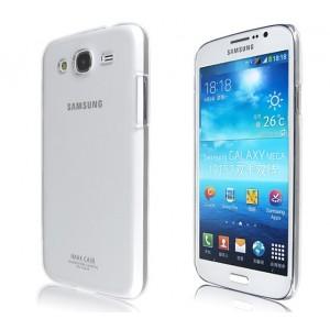 Чехол пластиковый транспарентный для Samsung Galaxy Mega 5.8