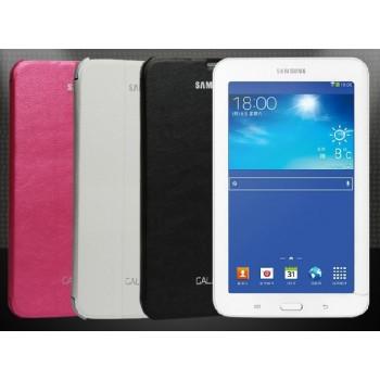 Чехол подставка сегментарный серия Book Cover для Samsung Galaxy Tab 3 Lite 7.0