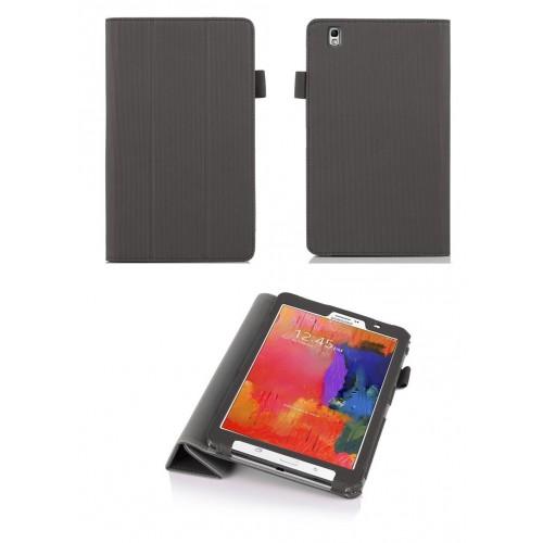 Чехол подставка сегментарный серия Full Cover текстурный для Samsung Galaxy Tab Pro 8.4