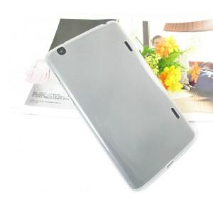 Силиконовый чехол для LG G Pad 8.3 Белый