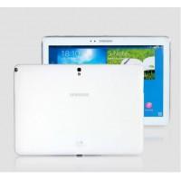 Силиконовый чехол для Samsung Galaxy Note 10.1 2014 Edition Белый